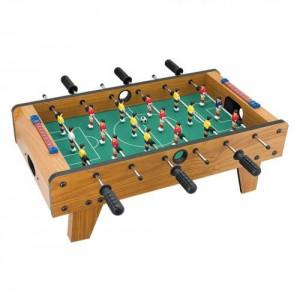 Настольный деревянный футбол на штангах  (HG2035)