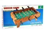 фото Настольный деревянный футбол на штангах  (HG2035) #2