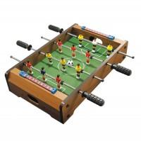 Настольный деревянный футбол на штангах  (HG235A)