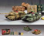 фото Игровой набор на радиоуправлении 'Танковый бой' (508-10) #5