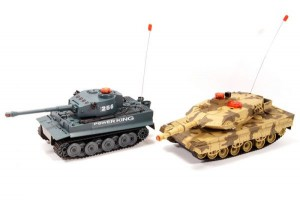 фото Игровой набор на радиоуправлении 'Танковый бой' (508-10) #2