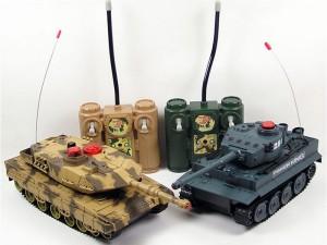 фото Игровой набор на радиоуправлении 'Танковый бой' (508-10) #8