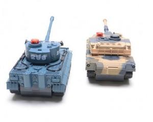фото Игровой набор на радиоуправлении 'Танковый бой' (508-10) #10