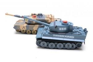 Игровой набор на радиоуправлении 'Танковый бой' (508-10)