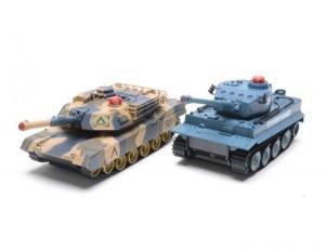 фото Игровой набор на радиоуправлении 'Танковый бой' (508-10) #4