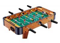 Настольный деревянный футбол на штангах  (ZC1001А)