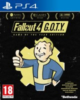 игра Fallout 4. Game of the Year Edition PS4 - Русская версия