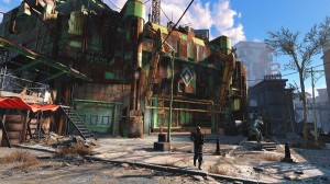 скриншот Fallout 4. Game of the Year Edition Xbox One #8