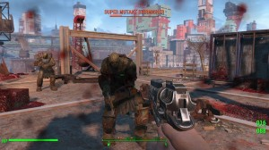 скриншот Fallout 4. Game of the Year Edition Xbox One #2
