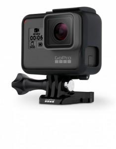 Экшн-камера GoPro Hero6 Black (CHDHX-601-RW)