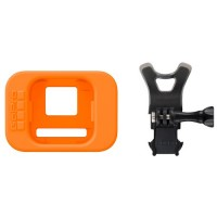 Крепление GoPro Bite Mount + Floaty (ASLSM-001)