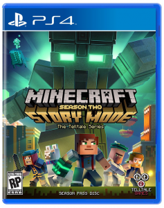 игра Minecraft Story Mode Season 2 PS4 - Русская версия