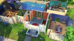 скриншот The Sims 4 PS4 - Русская версия #5