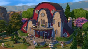 скриншот The Sims 4 PS4 - Русская версия #6