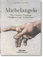 Книга Michelangelo: The Complete Paintings, Sculptures and Architecture