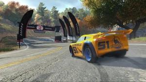 скриншот Тачки 3. Навстречу победе Xbox 360 #6