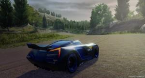 скриншот Тачки 3. Навстречу победе Xbox 360 #8