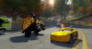 скриншот Тачки 3. Навстречу победе Xbox 360 #7