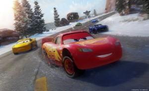 скриншот Тачки 3. Навстречу победе Xbox 360 #2