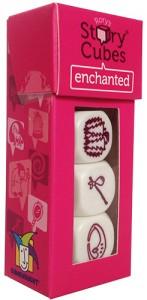 Настольная игра Rory's Story Cubes: Enchanted (Кубики Историй Рори: Сказки)