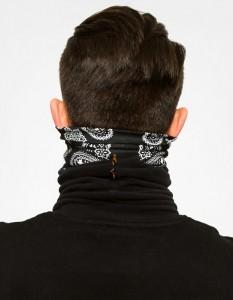 фото Летняя мультиповязка (Бафф) BUFF Original cashmere black (100407.00) #3