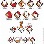 фото Летняя мультиповязка (Бафф) BUFF Original cashmere red (100408.00) #3