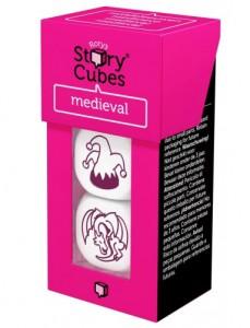 Настольная игра Rory's Story Cubes: Medieval (Кубики Историй Рори: Средневековье)