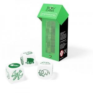 Настольная игра Rory's Story Cubes: Prehistoria (Кубики Историй Рори: Доисторические)