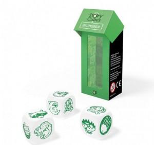 фото Настольная игра Rory's Story Cubes: Animalia (Кубики Историй Рори: Животный мир) #2