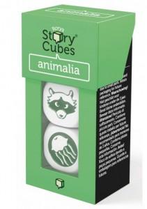 Настольная игра Rory's Story Cubes: Animalia (Кубики Историй Рори: Животный мир)