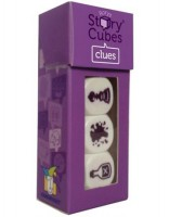 Настольная игра Rory's Story Cubes: Clues (Кубики Историй Рори: Улики)