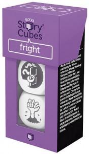Настольная игра Rory's Story Cubes: Fright (Кубики Историй Рори: Ужастики)