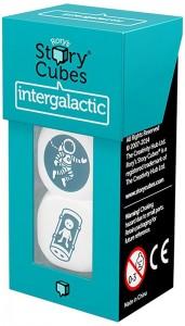 Настольная игра Rory's Story Cubes: Intergalactic (Кубики Историй Рори: Межгалактические)