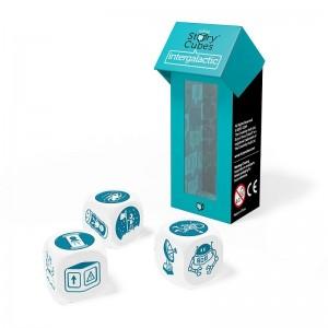 фото Настольная игра Rory's Story Cubes: Intergalactic (Кубики Историй Рори: Межгалактические) #2