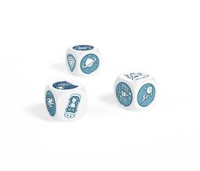 фото Настольная игра Rory's Story Cubes: Intergalactic (Кубики Историй Рори: Межгалактические) #3