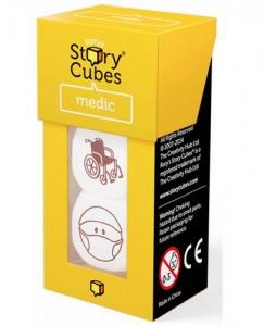 Настольная игра Rory's Story Cubes: Medic (Кубики Историй Рори: Медицина)