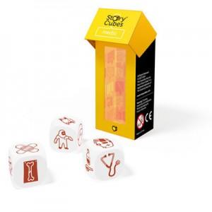 фото Настольная игра Rory's Story Cubes: Medic (Кубики Историй Рори: Медицина) #2