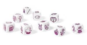 фото Настольная игра Rory Story Cubes. Fantasia (Кубики Историй Рори. Фантазия) #3