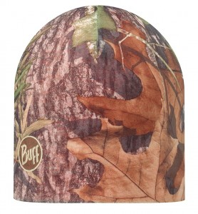 Шапка BUFF Microfiber Reversible Hat Mossy Oak obsession military-orang (108920.846.10.00)