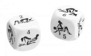 Настольная игра Kama Sutra Dice (Кубики Кама Сутра)