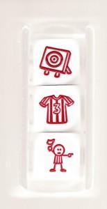 фото Настольная игра Rory's Story Cubes: Score (Кубики Историй Рори: Спорт) #3