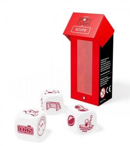 фото Настольная игра Rory's Story Cubes: Score (Кубики Историй Рори: Спорт) #2
