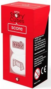 Настольная игра Rory's Story Cubes: Score (Кубики Историй Рори: Спорт)