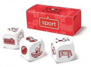фото Настольная игра Rory's Story Cubes: Score (Кубики Историй Рори: Спорт) #5