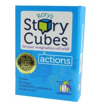 Настольная игра Rory's Story Cubes: Actions (Кубики Историй Рори: Действия)