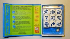 фото Настольная игра Rory's Story Cubes: Actions (Кубики Историй Рори: Действия) #3