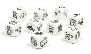 фото Настольная игра Rory's Story Cubes: Voyages (Кубики Историй Рори: В поездке) #3