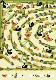 фото страниц Агнес Баруцці: Гігантські лабіринти. Віммельбух #2