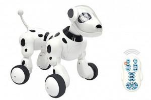 Робот собака на радиоуправлении (619)