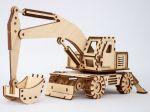 фото Дерев'яний 3Д конструктор 'Екскаватор' (96285) #2